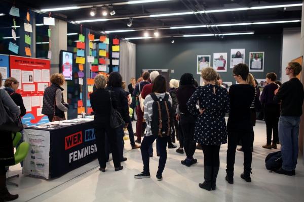 Wer braucht Feminismus?-Ausstellung in Berlin