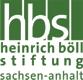 Logo HBS Sachsen-Anhalt